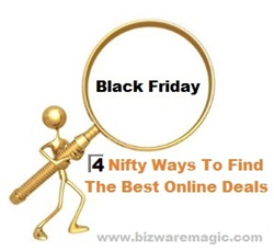 How to find the best Black Friday deals and discounts.