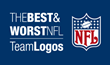 "Bop Design Releases ""Best and Worst"" of NFL Team Logos"
