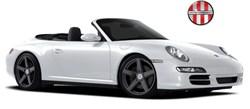 Porsche 911 with Baden Custom Porsche Wheels