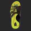 softball slide, softball flip flop, softball shoes, softball slippers, jukzshoes, wearyoursport