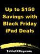 Save up to $150 on the iPad with Retina Display