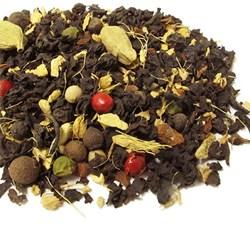 Mile High Chai: spiced masala chai tea