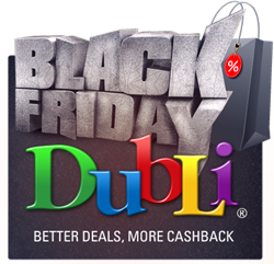 DubLi.com Black Friday Deals