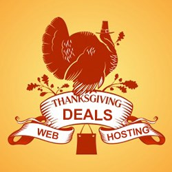 Thanksgiving Day Web Hosting Deals Promotion Announced By Hostingreview360 Com