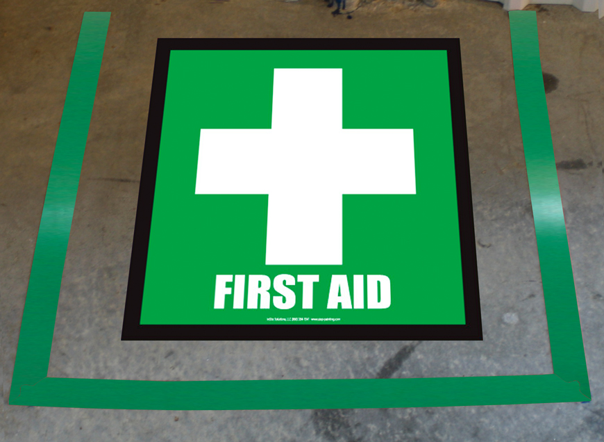 Stop Painting Com Offers Superior Mark Floor Marking Kits