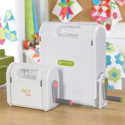 GO! and GO! Baby Fabric Cutters