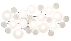 Possini Ceiling Lights in Neutral Holiday Colors