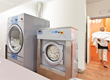 Electrolux Professional washers adjust water and chemicals to correctly match weight of load - automatically.