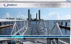 GatorDock: Aluminum Dock Manufacturer
