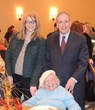 Hundreds of Seniors Enjoy Thanksgiving with Volunteers from DOROT