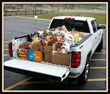 Ray Chevrolet Donates Truckfull of Food to Grant Township Pantry