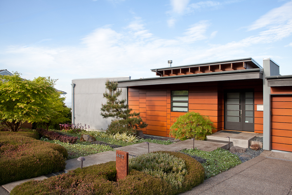 Seven home styles of the pacific northwest illustrated by for Home construction styles