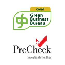 green business bureau, certified green, healthcare background screening, sustainability