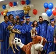 United States Veterans Graduate from Animal Behavior College's Dog...