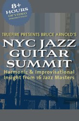 Bruce Arnold's Jazz Guitar Summit NYC