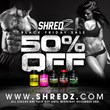 SHREDZ Supplements announces Black Friday sales for weight loss...