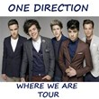 One Direction Tour Tickets for Philadelphia, Detroit, Chicago,...