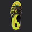 softball slide, softball flip flop, softball shoes, softball slippers, jukzshoes, wearyoursport