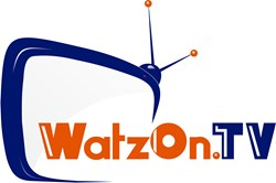 Visit Us At www.WatzOn.TV