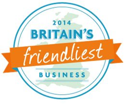 britain's friendliest business