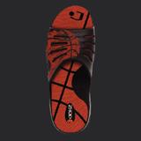 basketball slide, basketball flip flop, basketball shoes, basketball slippers, jukzshoes, wearyoursport
