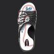baseball slide, baseball flip flop, baseball shoes, baseball slippers, jukzshoes, wearyoursport