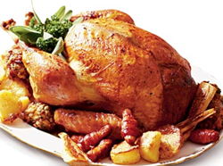 Thanksgiving Day Fat Loss By Increasing Leptin