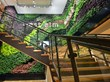 GSky Green Wall at West Elm London