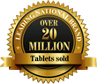 Over 20 Million Tablets Sold