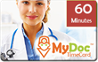 Latest Giftcard: Online Time with Doctor