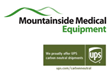 Mountainside Medical Equipment Joins the UPS Carbon Neutral Shipping...