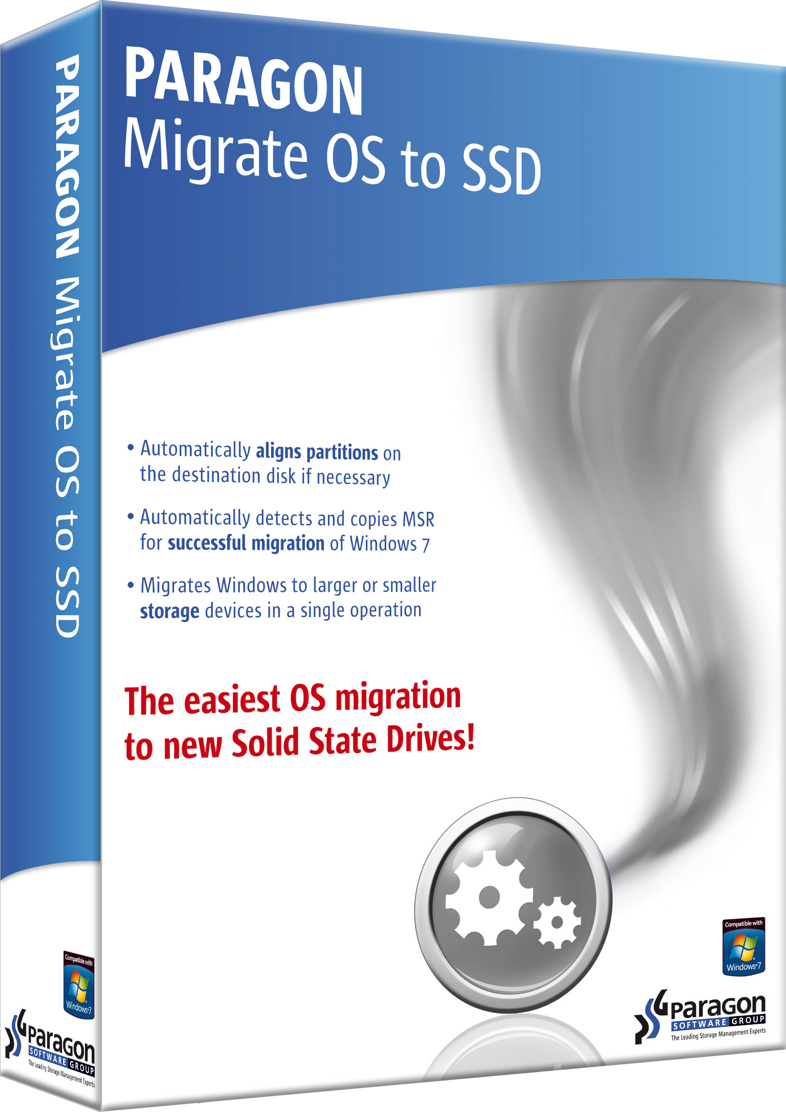 new paragon migrate os to ssd 4 0 one step migration to