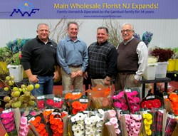 main wholesale florist NJ