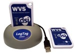 WVS Temperature Data Recorder and USB Reader 3pc Package