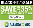 Save Time and Money During the AllergyandAir.com Black Friday Sale,...