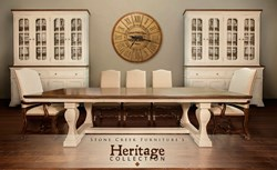 Delicieux Stone Creek Furniture Introduces Heritage Collection With Huge Clock Sale
