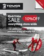 Tower Paddle Boards Black Friday Event