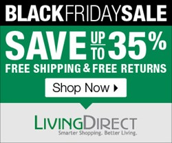 Living Direct Black Friday Sale
