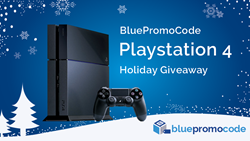 BluePromoCode PlayStation 4 Holiday Giveaway