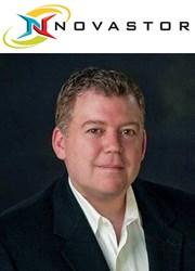 NovaStor Managing Director - Mike Andrews