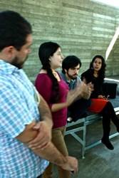Otis College of Art and Design Public Practice Students in Tijuana