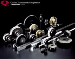 Quality Transmission Components is the Largest North American Supplier of Stock Metric Gearing