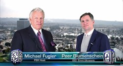 FSXinterlinked host, Michael Fugler interview Emmi Ultrasonic CEO, Peer Blumenschein