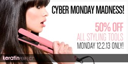 cyber monday, hair care, hair products
