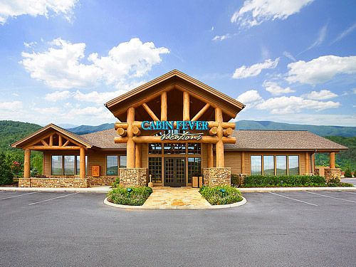 pigeon forge cabin rental company cabin fever vacations named 2013 tripadvisor certificate of
