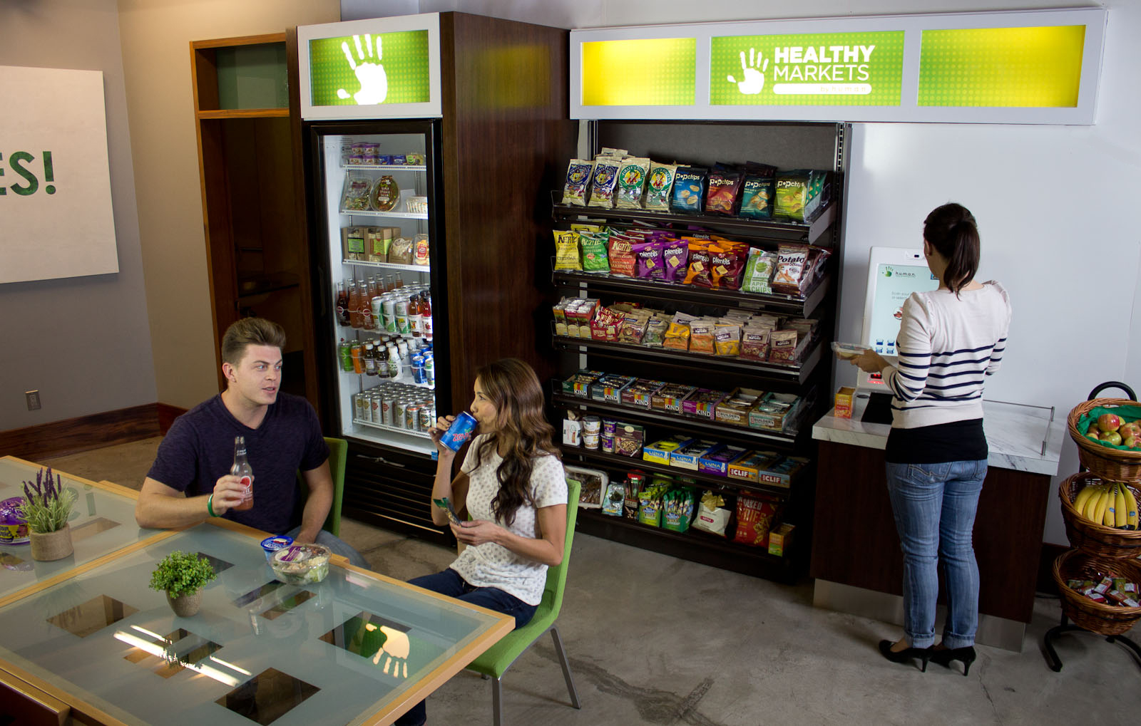 Human Healthy Markets Launch To Boost Employee Wellness