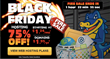 Hostgator Releases Black Friday to Cyber Monday 2013 Week Details – 75% Off Select Hours
