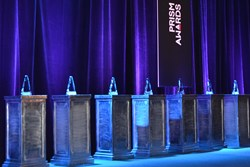 Finalists have been named for the 2014 Prism Awards for Photonics Innovation. Winners will be announced 6 February during SPIE Photonics West.