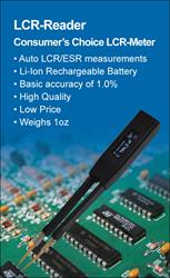 LCR-Reader akin to Smart Tweezers LCR-meter