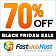 FastWebHost Announces Black Friday Unlimited Web Hosting Sale